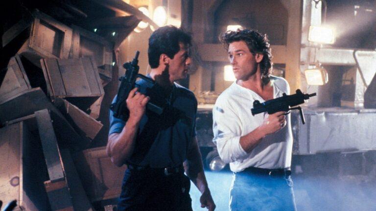 Kritik: Tango und Cash (1989)