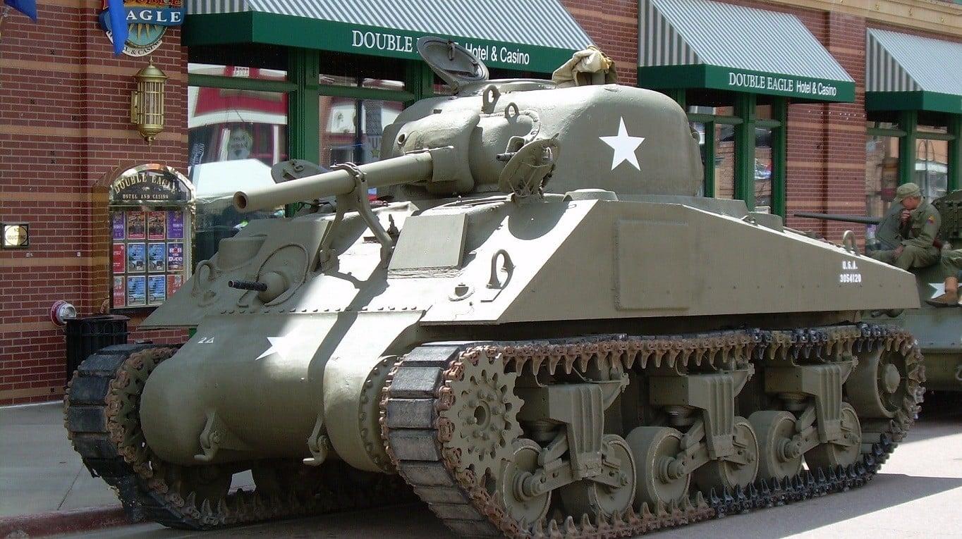 Kritik: Der Tank (1984)