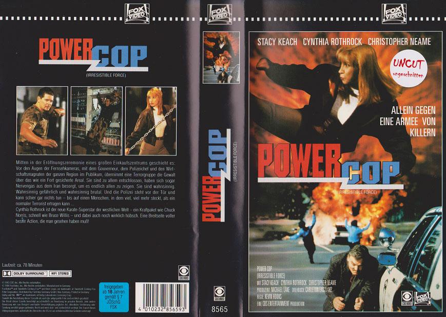 Kritik: Power Cop (1993)