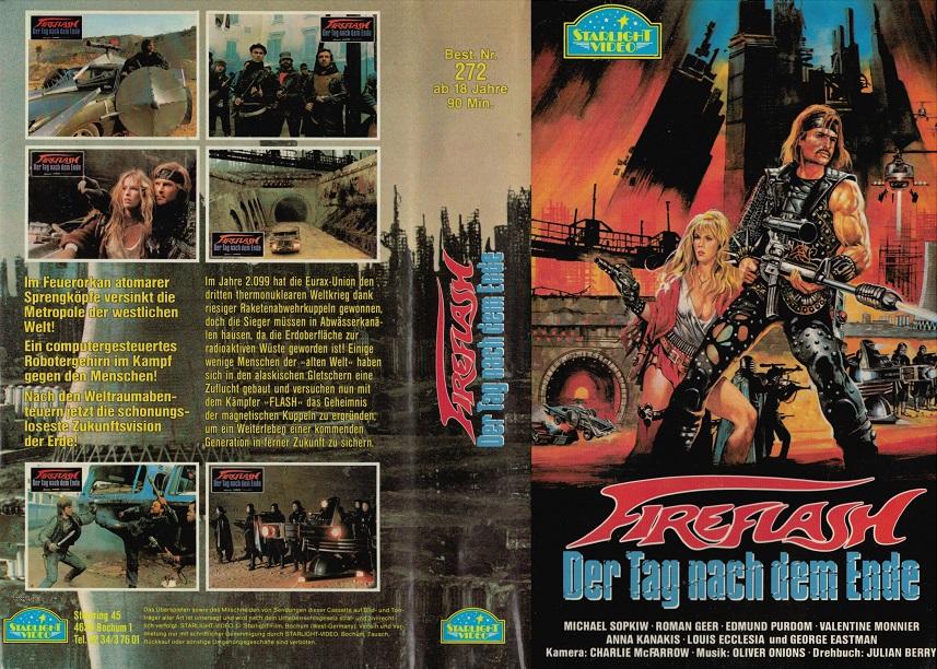 Fireflash - Der Tag nach dem Ende (1983)