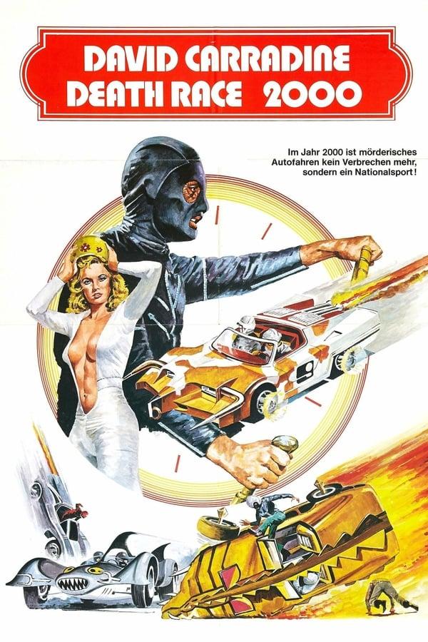 Frankensteins Todesrennen (1975)