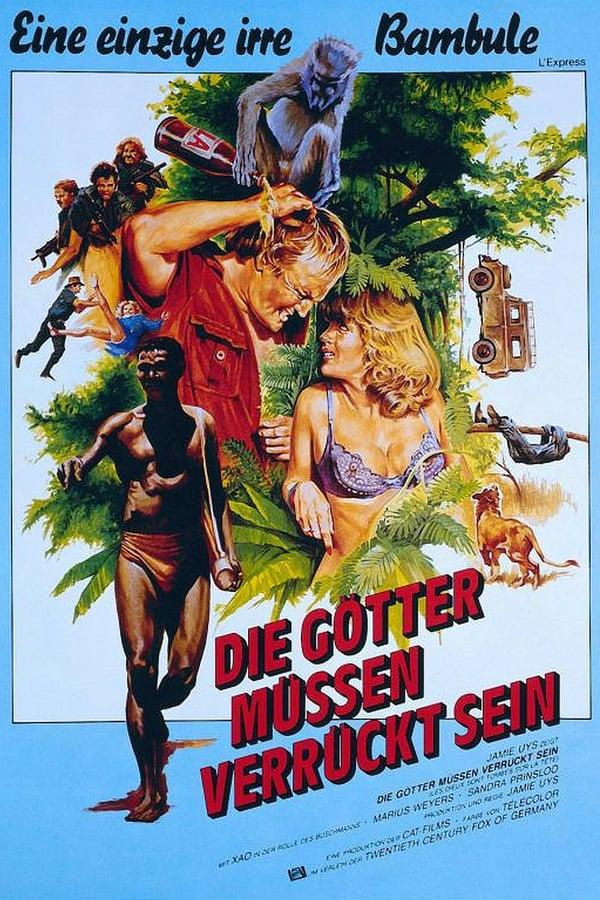 Kritik: Die Götter müssen verrückt sein (1980)