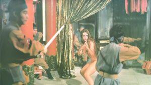 Karate, Küsse, blonde Katzen (1974)