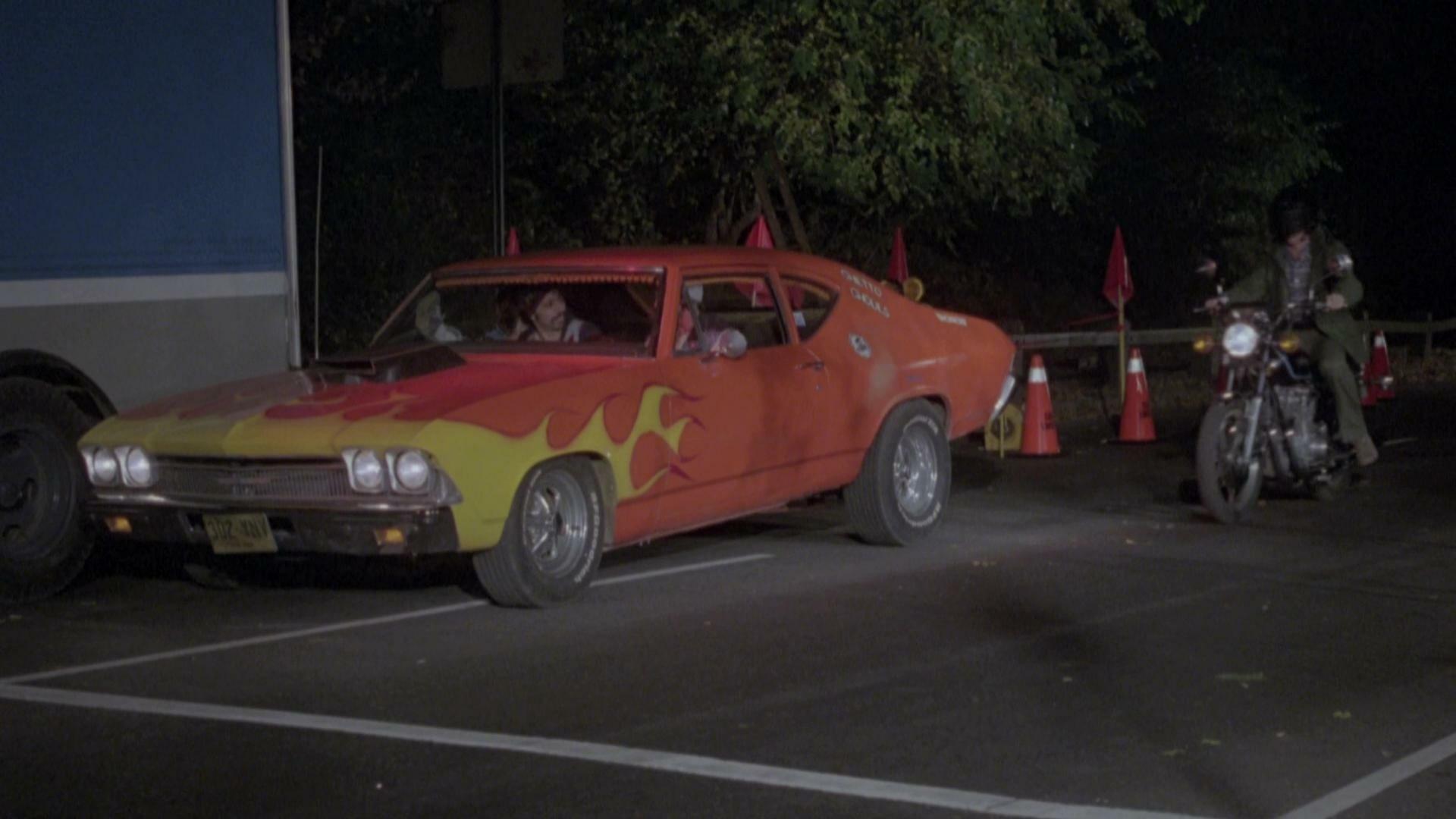 Kritik: Der Exterminator (1980)