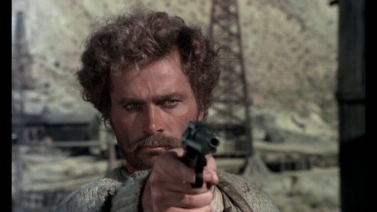 """Nicht zum weinen ist """"Zwiebel Jack"""" (1975) mit Franco Nero"""