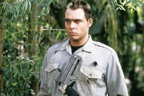 Cannon Genrespezialist Sam Firstenberg mit – Cyborg Cop (1993)