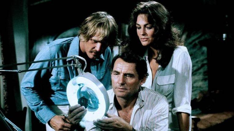 Nick Nolte und Jacqueline Bisset steigen hinab in DIE TIEFE (1977)
