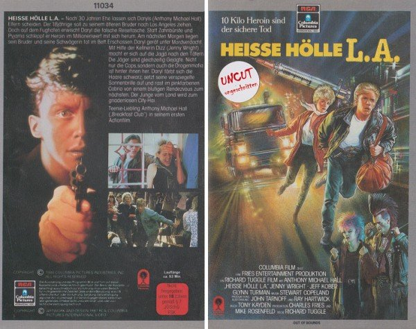 Heisse Hölle L.A. (1986)