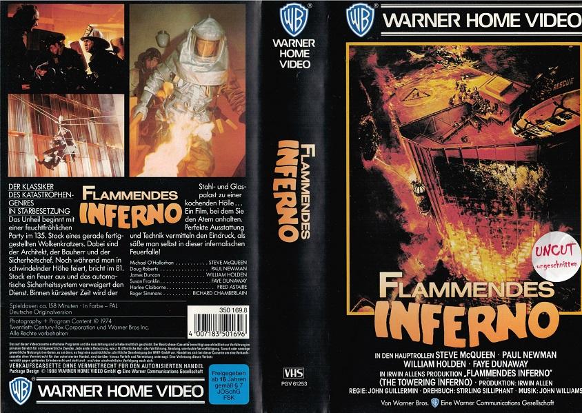 Flammendes Inferno (1974)