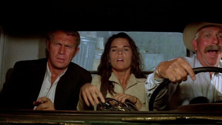Kritik: Getaway – Eine knallharte Gangster-Story (1972)