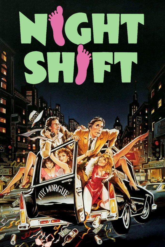 Night Shift - Das Leichenhaus flippt völlig aus (1982)