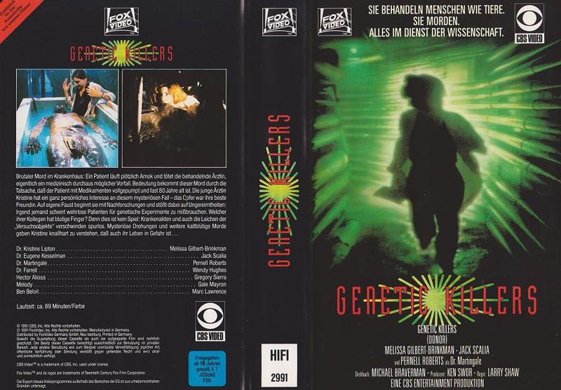 Kritik: Skalpell des Schreckens (1990)