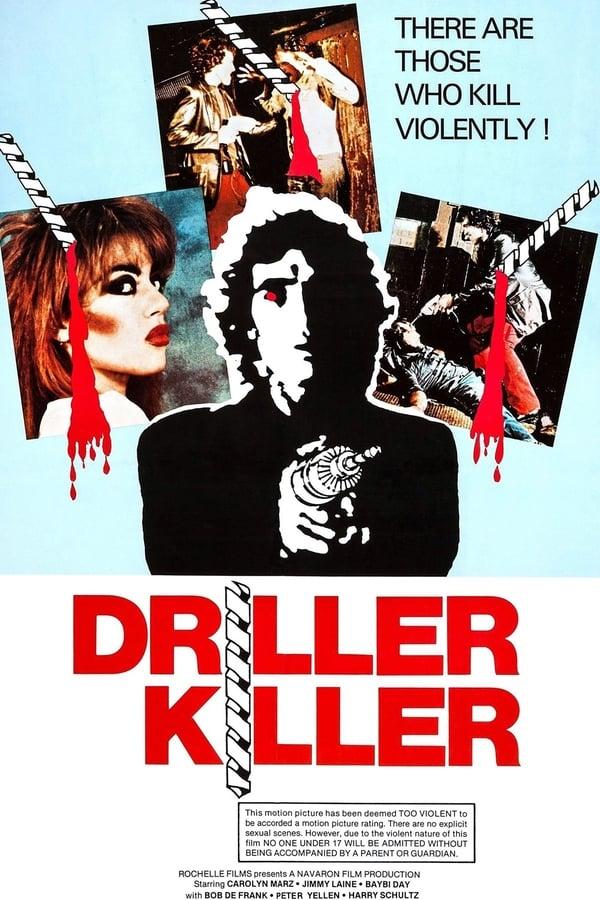 The Driller Killer - Der Bohrmaschinenkiller (1979)
