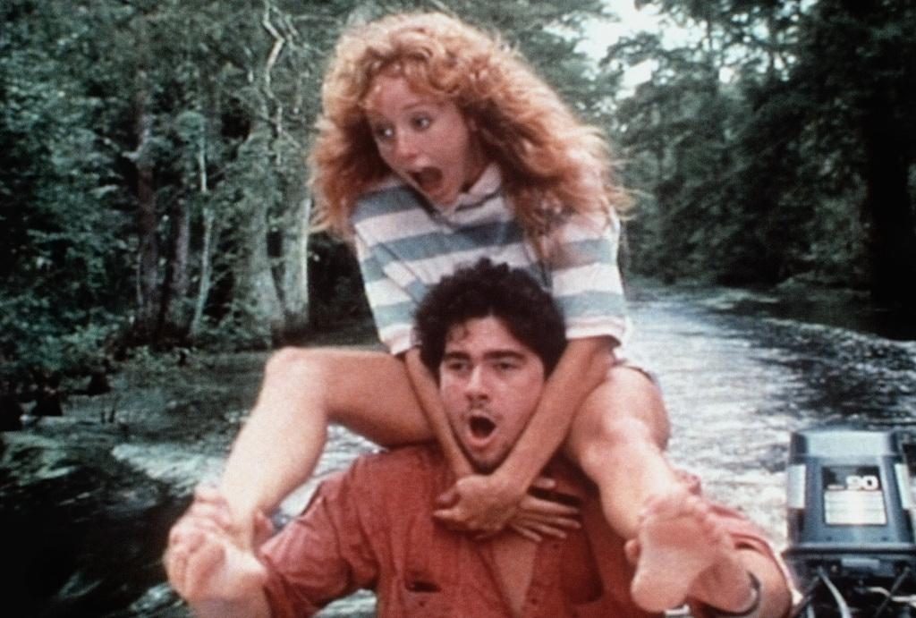 Gator Bait 2: Cajun Justice (1988)