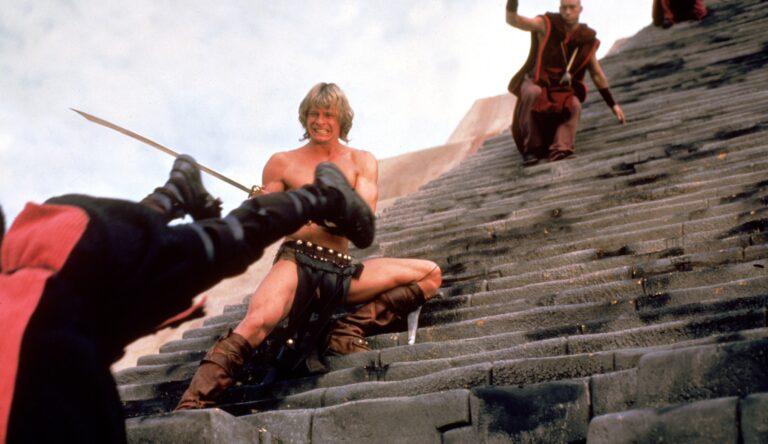 Kritik: Beastmaster – Der Befreier (1982)