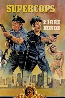 """Plakat von """"Die Supercops: Zwei irre Hunde"""""""