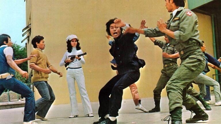 Kritik: Four Riders (1972)