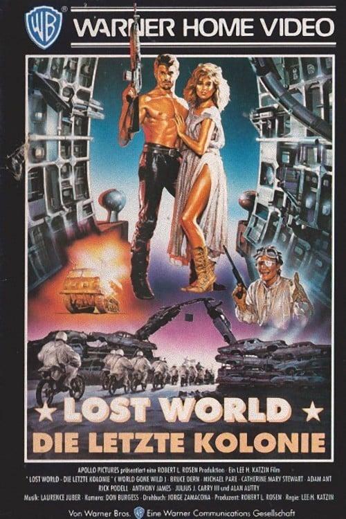 Lost World - Die letzte Kolonie (1987)