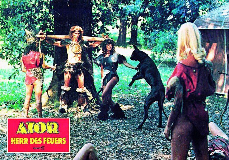 Er ist der HERR DES FEUERS – ATOR (1982) auch ohne Schlefaz