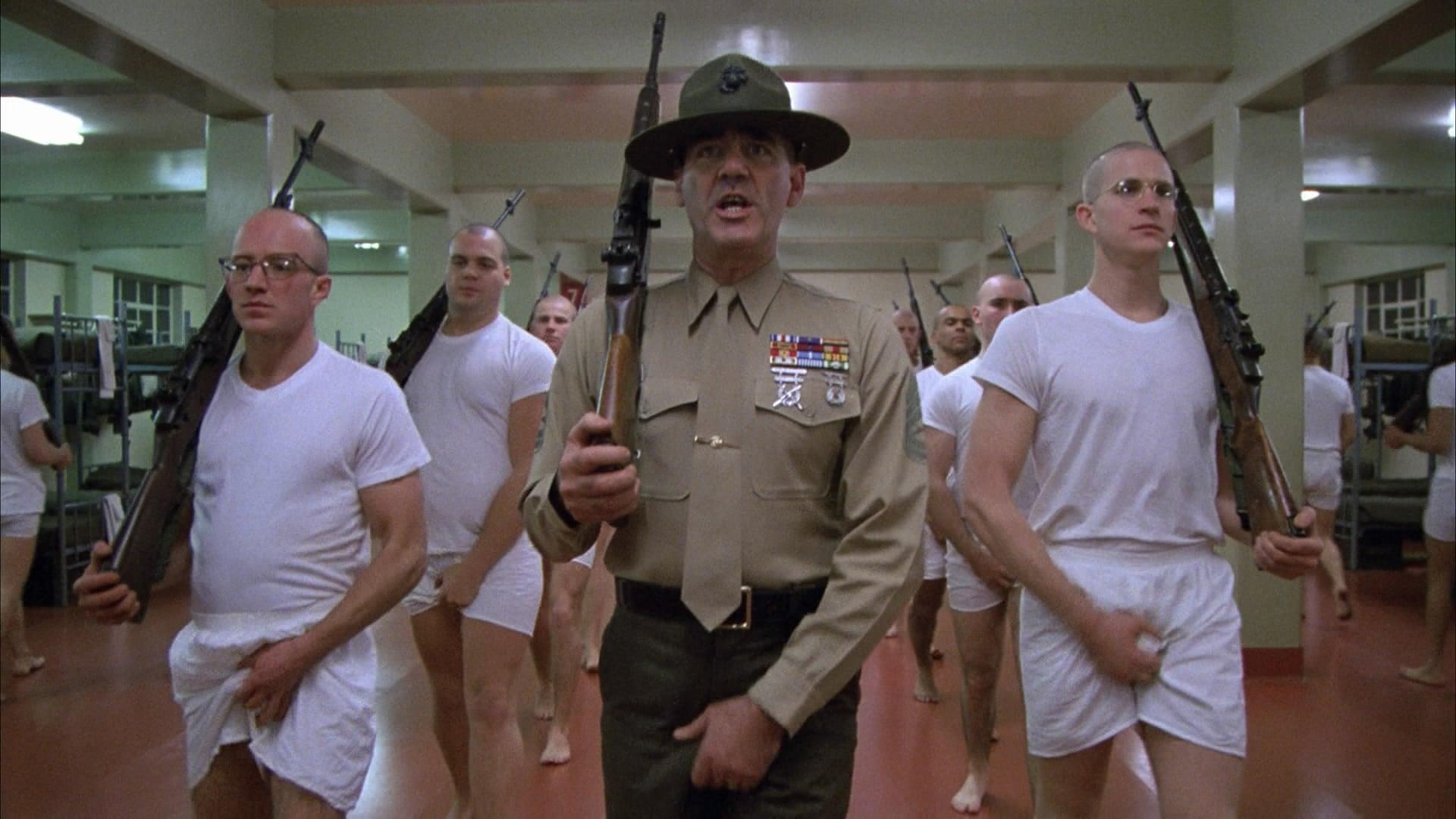 Trailer: Full Metal Jacket (1987)