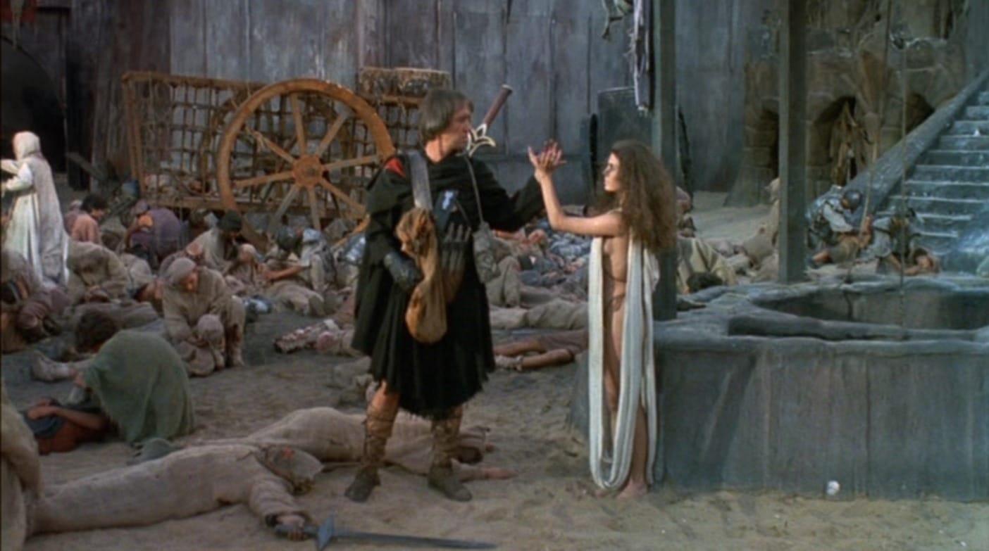 Kritik: Der Krieger und die Hexe (1984)