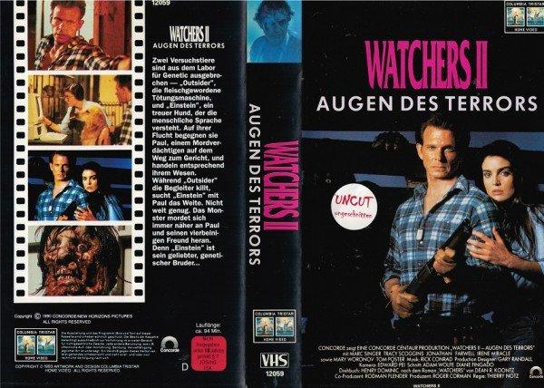 Kritik: Watchers II - Augen des Terrors (1990)
