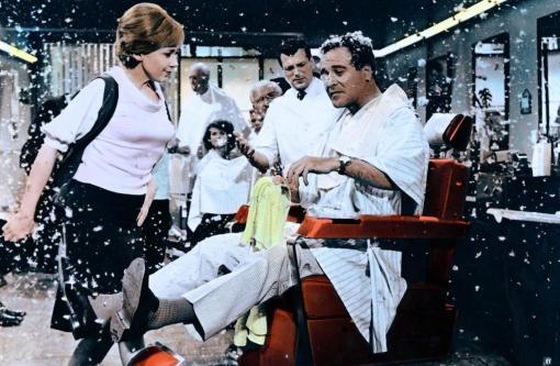 Kritik: Ein Ehebett zur Probe (1963)