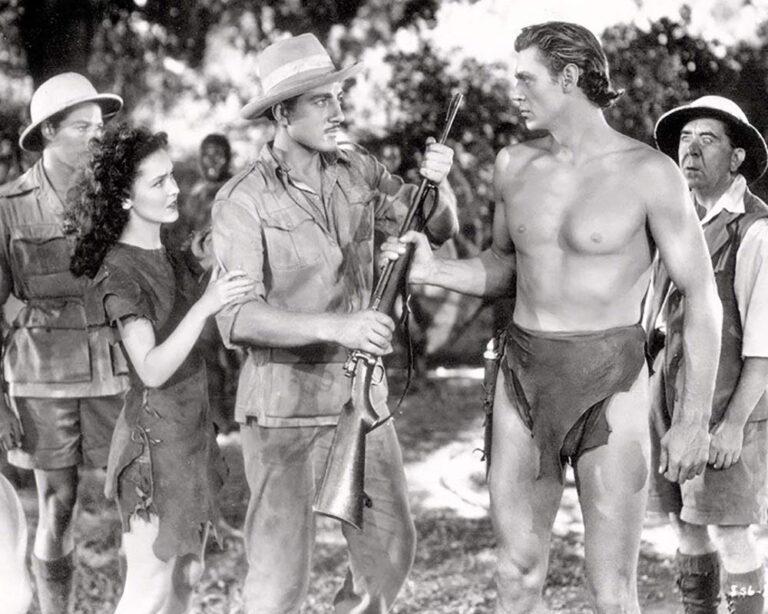Release: Tarzan – Die besten Abenteuer / Acht spannende Abenteuer mit den beliebtesten Tarzan-Darstellern (Pidax Film-Klassiker)
