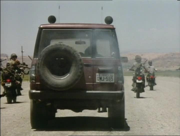 Release: Biker Survivalist (1987) auf DVD im Juni 2020 von Schröder Media