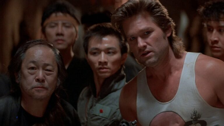 Kritik: Big Trouble in Little China (1986)
