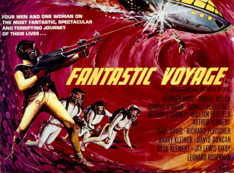 Die 10 besten Science Fiction-Filme der 1960er