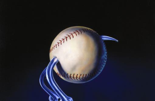 Die Killerkralle spielt im Baseball Sport eine tragende Rolle