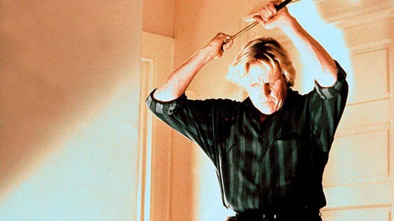 Tödliches Versteck – ein Psycho-Thriller mit Gary Busey als Psychopathen