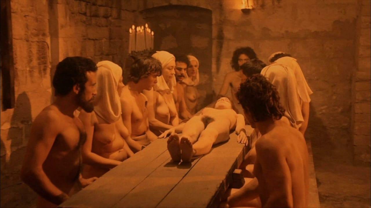 Castigata - Die Gezüchtigte (1974)