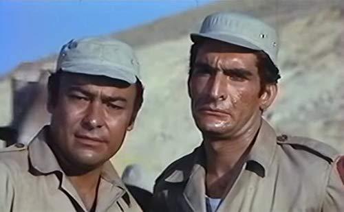 Abenteuer in der Wüste in HIMMELFAHRTSKOMMANDO IN DIE HÖLLE