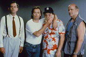 Michael Keaton, Christopher Lloyd sind mit DAS TRAUMTEAM