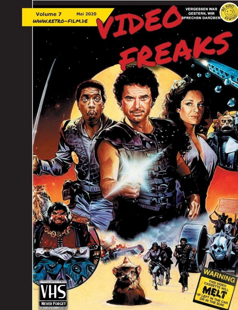Video Freaks Volume 7 ist im Handel erhältlich!
