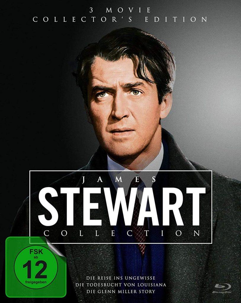 James Stewart Collection [Blu-ray]