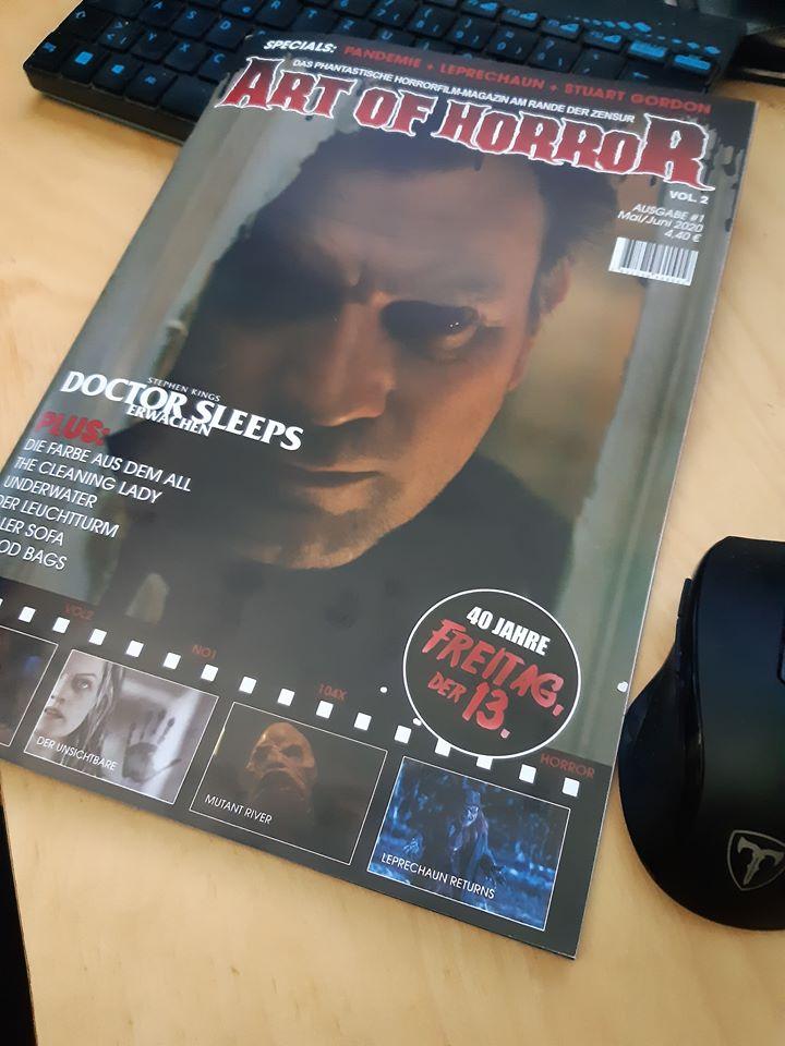 Art of Horror Magazin