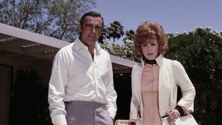 """""""Diamantenfieber"""" ist die Rückkehr von Sean Connery als James Bond 007"""