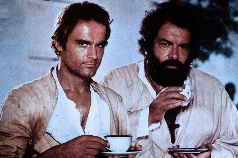 Bud Spencer & Terence Hill in kirchlicher Mission – Zwei Missionare (1974)