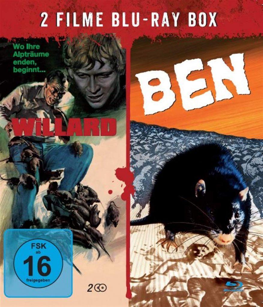 Willard und Ben [Blu-ray]
