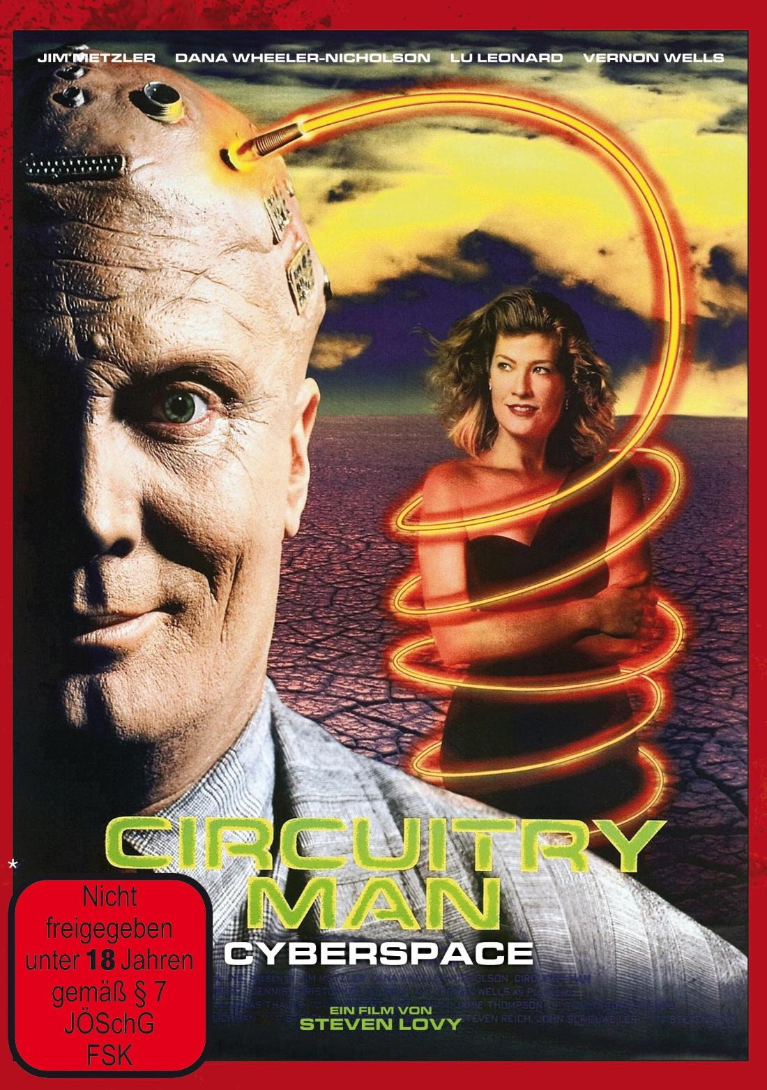 """""""Circuitry Man - Cyberspace"""" & """"Circuitry Man – Die Rückkehr"""" von Schröder Media"""
