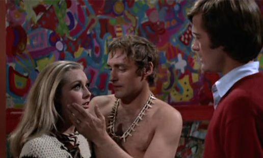 Roger Corman läßt in THE TRIP das LSD den Film bestreiten!