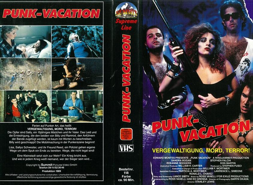Punk Vacation (1990)