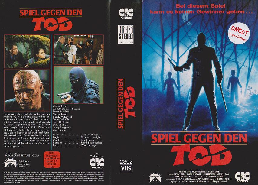 Spiel gegen den Tod (1991)