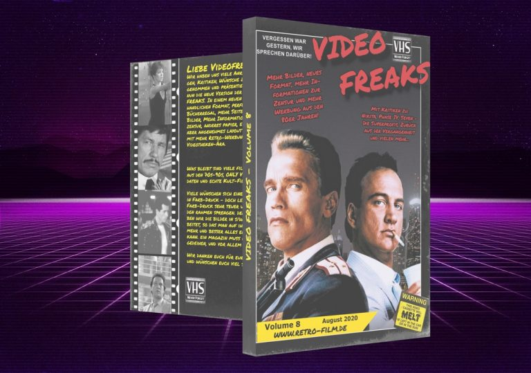 Video Freaks Volume 8 out now..