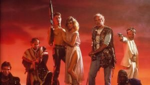 World Gone Wild - Die letzte Kolonie (Uncut Limited Vintage Mediabook mit Blu-ray+DVD, in HD neu abgetastet)