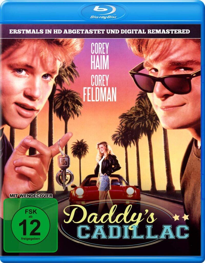 Daddy's Cadillac - Kinofassung (in HD neu abgetastet) erscheint am 18.September 2020