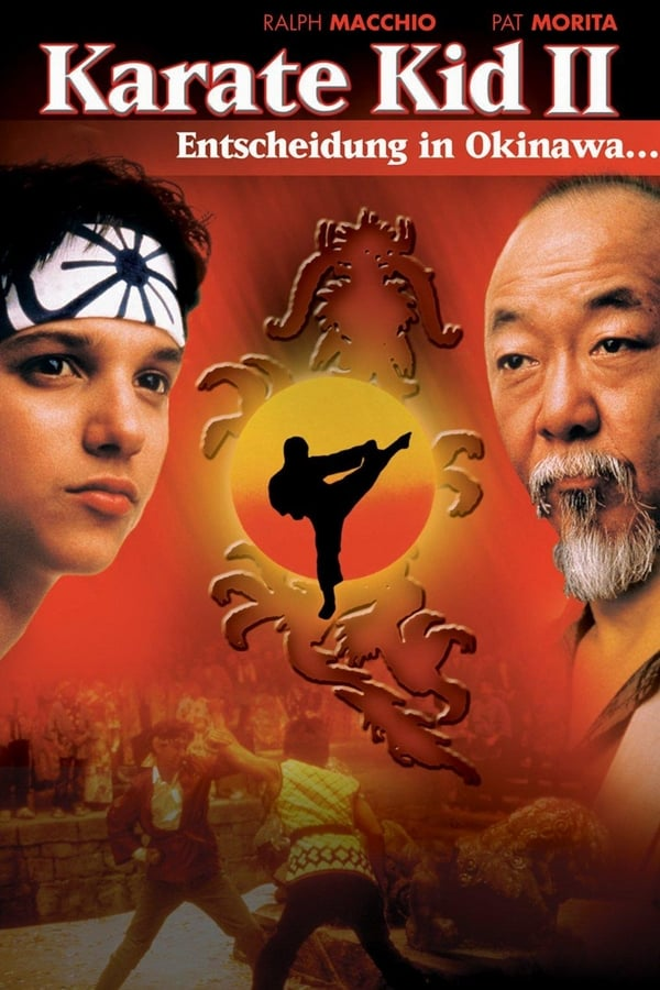 Karate Kid II - Entscheidung in Okinawa (1986)